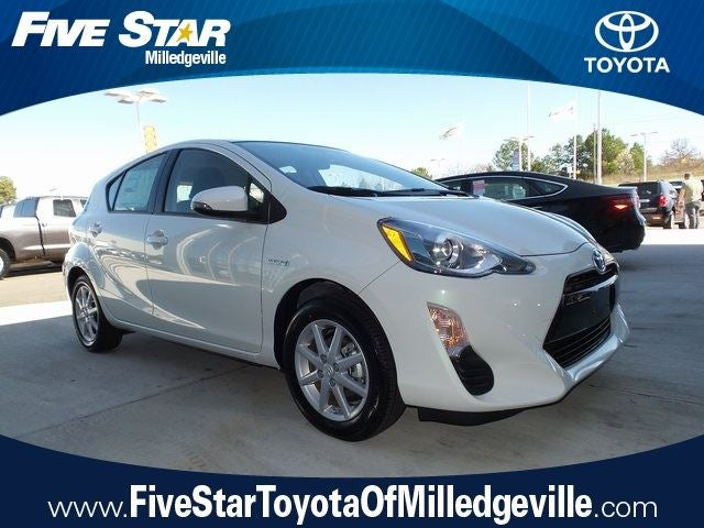 2016 toyota prius c three toyota dealer serving milledgeville ga new and used toyota. Black Bedroom Furniture Sets. Home Design Ideas