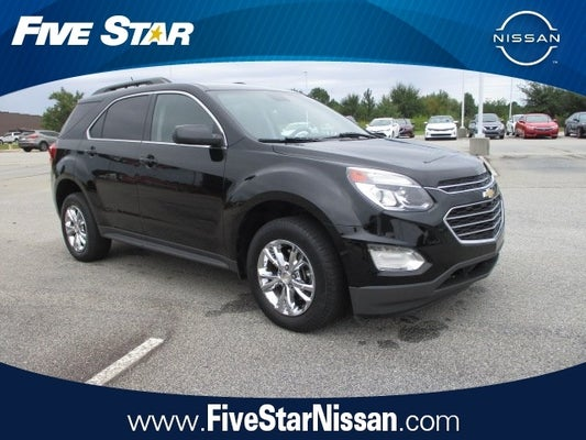 Chevrolet Dealers In Ga >> 2017 Chevrolet Equinox Lt 1lt