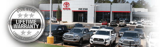 Five Star Toyota >> Used Cars Milledgeville Ga Used Car Dealer Five Star Toyota Of